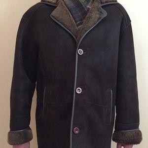 Real Shearling Coat